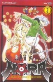Nora t.3 - Couverture - Format classique