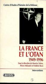 La france et l'otan - Couverture - Format classique