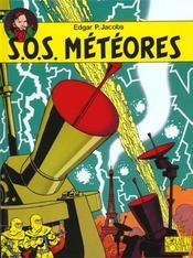 S.O.S météores - Intérieur - Format classique