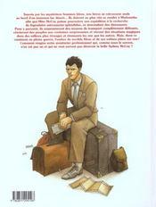 Dexter London - 4ème de couverture - Format classique
