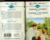 Infirmiere A Riverside Suivi De Un Homme A Convaincre (Hearts In Hidding - The Spice Of Life) - Couverture - Format classique
