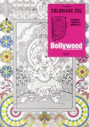 Art-Therapie ; Coloriages Xxl ; Bollywood - Couverture - Format classique