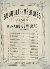 Bouquet De Melodies Pour Piano - N°14 : Carmen 1° Suite. - Couverture - Format classique