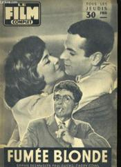Film Complet N° 655 - Fumee Blonde - Couverture - Format classique