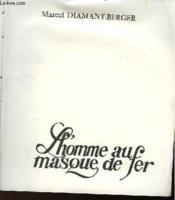 C'Etait L'Homme Au Masque De Fer - Couverture - Format classique