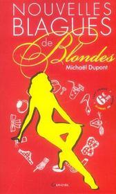 Nouvelles blagues de blondes - Intérieur - Format classique