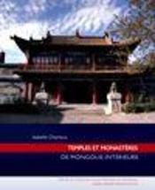 Temples et monastères de mongolie intérieure - Intérieur - Format classique