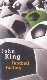 Football Factory - Couverture - Format classique