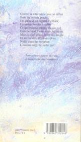 L'Oiseau De Nulle Part - 4ème de couverture - Format classique