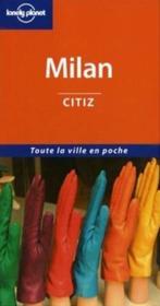 Milan (2e edition) - Couverture - Format classique