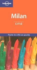 Milan (2e edition) - Intérieur - Format classique