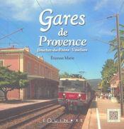 Gares de la provence - Intérieur - Format classique