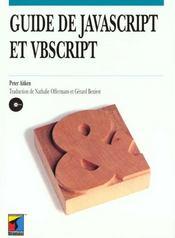 Guide de javascript et vb script - Intérieur - Format classique