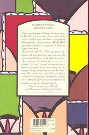 Contes sarcastiques - 4ème de couverture - Format classique
