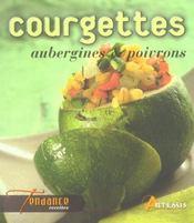 Courgettes, Aubergines Et Poivrons - Intérieur - Format classique