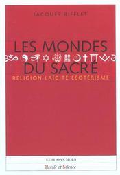 Mondes Du Sacre - Intérieur - Format classique