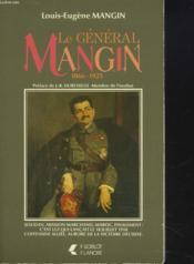 Le General Mangin - Couverture - Format classique