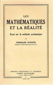 Les mathématiques et la réalité ; essai sur la méthode axiomatique - Intérieur - Format classique