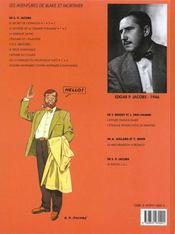 Le piège diabolique - 4ème de couverture - Format classique