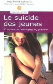 Suicide Des Jeunes - Intérieur - Format classique
