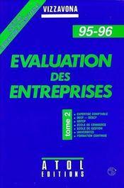 Evaluation des entreprises - Intérieur - Format classique