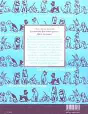 Histoires de chiens - 4ème de couverture - Format classique