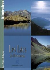 Les lacs du Mercantour - Couverture - Format classique