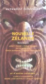 Revue Breves N.79 ; Nouvelle Zélande - Couverture - Format classique