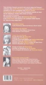 Revue Breves N.79 ; Nouvelle Zélande - 4ème de couverture - Format classique