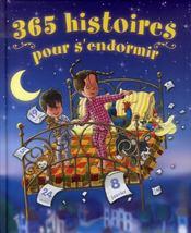 365 histoires pour s'endormir - Intérieur - Format classique