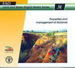 Properties & management of drylands (fao land & water digital media series n. 31) dvd - Couverture - Format classique