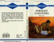 Portrait D'Antonio - Mayan Moon - Couverture - Format classique