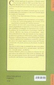 Format ; Histoire De La Pensée Géographique T.4 ; Culture Et Environnement Au Xviii Siècle - 4ème de couverture - Format classique