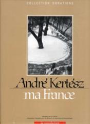Ma france - Couverture - Format classique