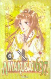 Amakusa 1637 T.6 - Couverture - Format classique