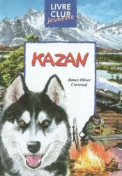 Kazan - Couverture - Format classique