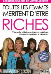 Toutes les femmes méritent d'être riche - Intérieur - Format classique