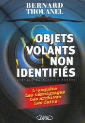 Objets volants non identifies - Intérieur - Format classique