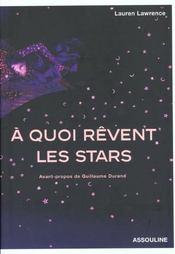 A Quoi Revent Les Stars - Intérieur - Format classique