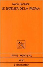 Le batelier de la Padma - Couverture - Format classique
