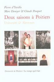 Deux Saisons A Poitiers - Intérieur - Format classique