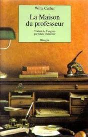 La maison du professeur - Couverture - Format classique