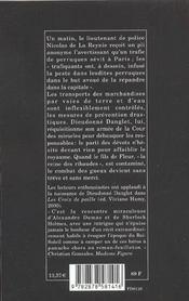 La peste blonde - 4ème de couverture - Format classique