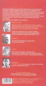 Revue Breves N.81 - 4ème de couverture - Format classique