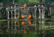 Éveils ; 365 pensées de sages d'Asie - Couverture - Format classique