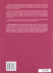 Sommeil En 200 Questions (Le) - 4ème de couverture - Format classique