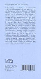 Tuta blu ; bleu de travail ; edition 2002 - 4ème de couverture - Format classique