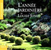 L'annee jardiniere de louisa jones - Couverture - Format classique