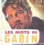 Les Mots De Gabin - Intérieur - Format classique