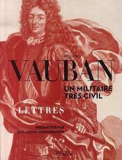 Vauban, un militaire très civil - Intérieur - Format classique
